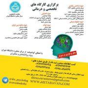 کارگاه روانشناسی در شیراز