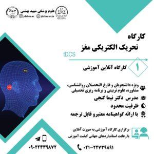 کارگاه تحریک الکتریکی مغز (tDCS)